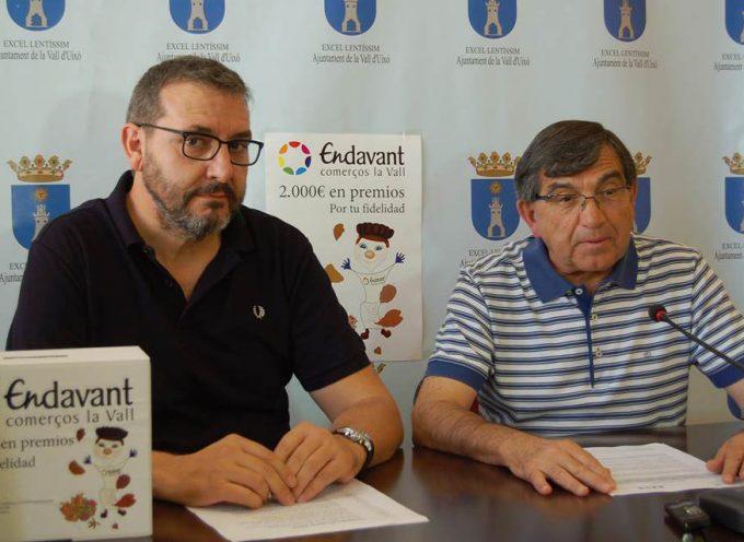 El Ayuntamiento de Vall d,Uixó pone en marcha un programa para consolidar empresas del municipio