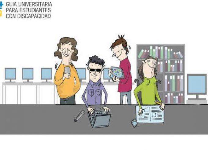 Guía Universitaria para Estudiantes con Discapacidad