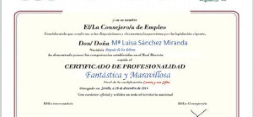 Certificado de Profesionalidad: dónde lo solicito y qué presento