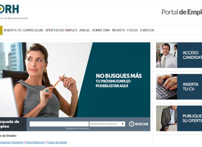 ORH lanza un portal de empleo en colaboración con la Comunidad Laboral Trabajando.com