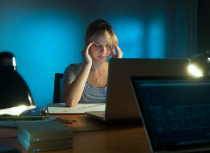 Consejos para evitar el daño visual por pasar muchas horas delante del ordenador