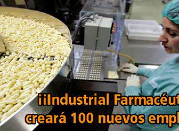 Industrial Farmacéutica tendrá un centro de investigación en la ciudad de Villaescusa (Cantabria) con 100 nuevos empleos