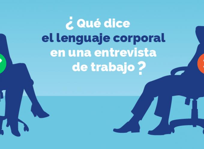 ¿Qué dice de ti el lenguaje corporal en una entrevista de trabajo?