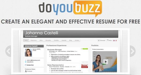 Editores on-line para elaborar tu currículum