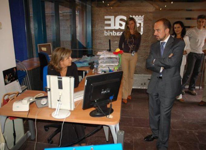 La Agencia para el Empleo de Madrid busca jóvenes para contrato en prácticas.