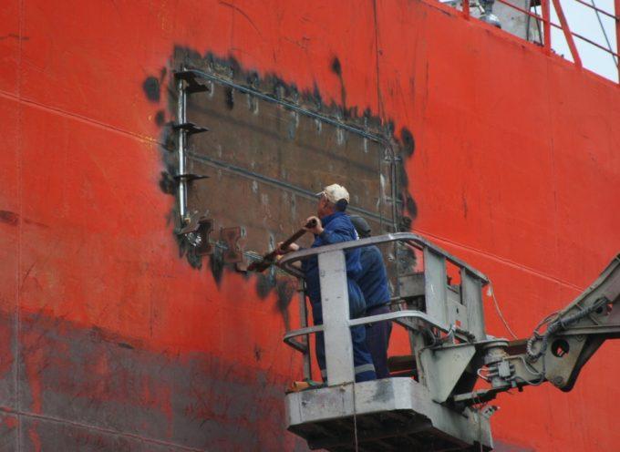 Novedoso proyecto de formación y empleo en reparaciones navales. Tenerife