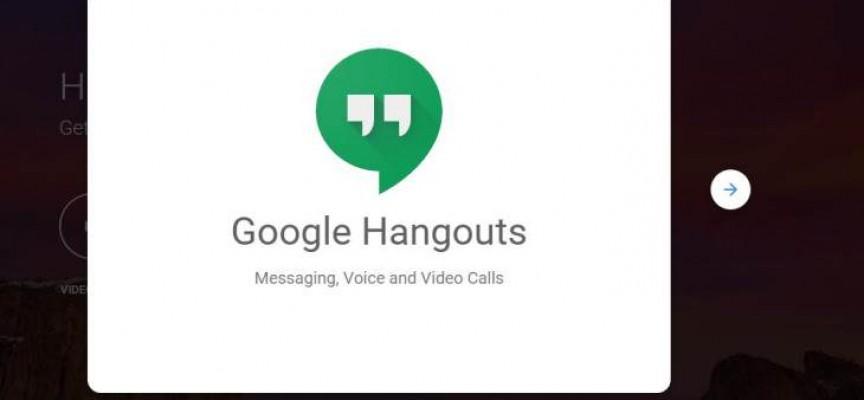 Google lanza sitio web especialmente dedicado a los hangouts