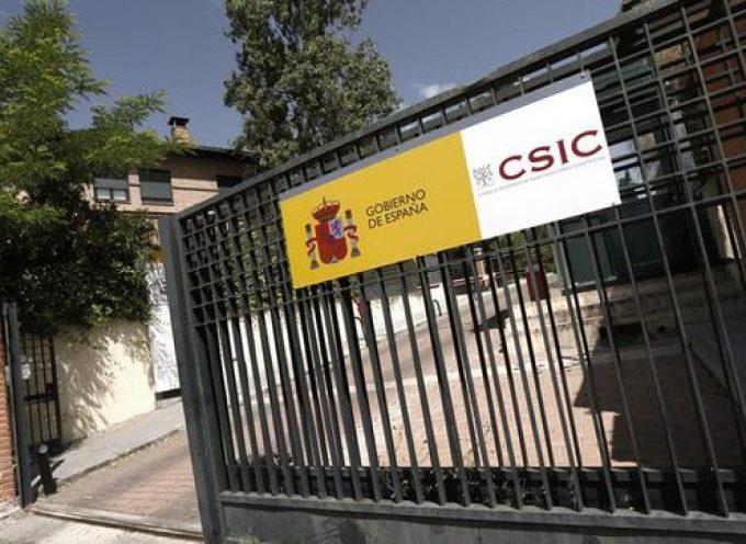 El CSIC ofrece 475 contratos en prácticas de 2 años de duración para menores de 30 años. Hasta el 21/09/2015