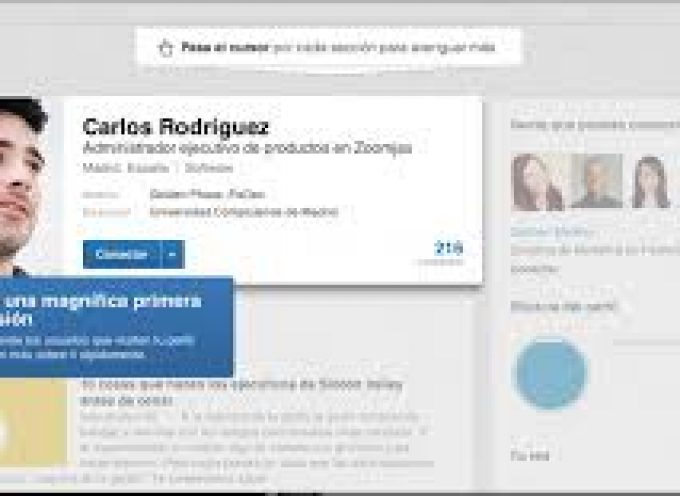 Factores claves de tu perfil en LinkedIn