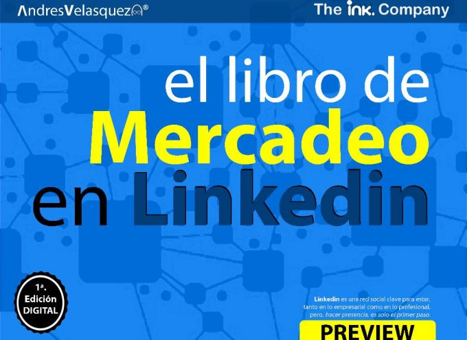 EL LIBRO DEL MARKETING EN LINKEDIN #MARKETING #SOCIALMEDIA