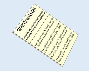 Errores Comunes en el Curriculum Vitae