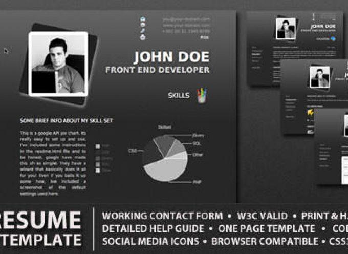 Herramientas para realizar tu Curriculum Vitae online