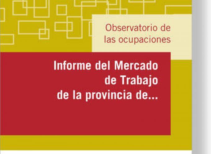 Informe del Mercado de Trabajo por provincias.
