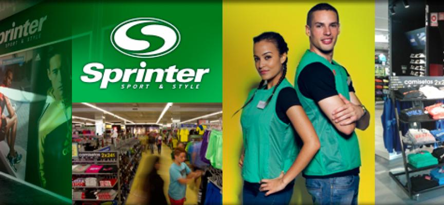 Sprinter se encamina al centenar de tiendas en España. Atención a sus ofertas de empleo