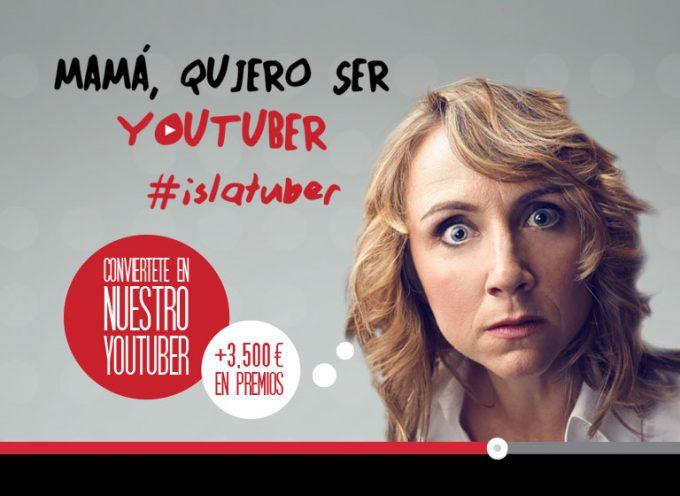 ¿Quieres trabajar como youtuber del Centro Comercial Islazul de Madrid?