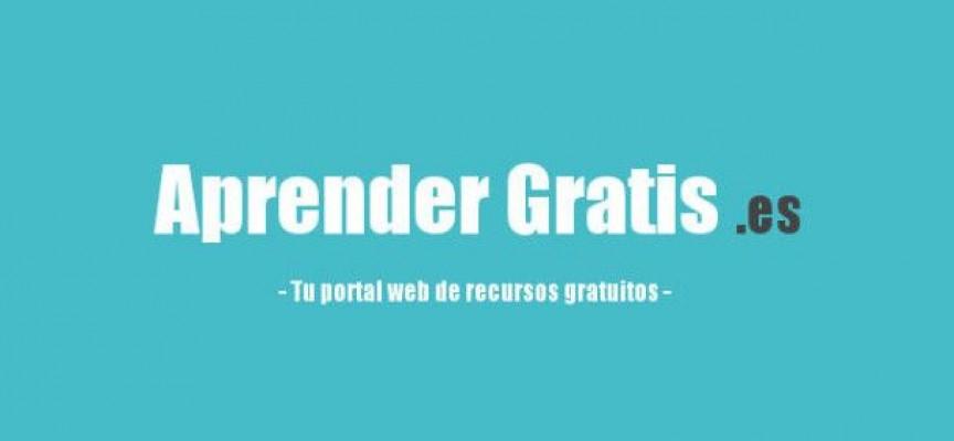 Portal web de divulgación con más de 400 cursos gratuitos.