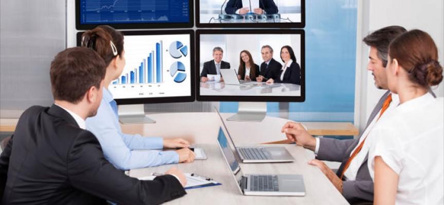 Cómo organizar una reunión virtual