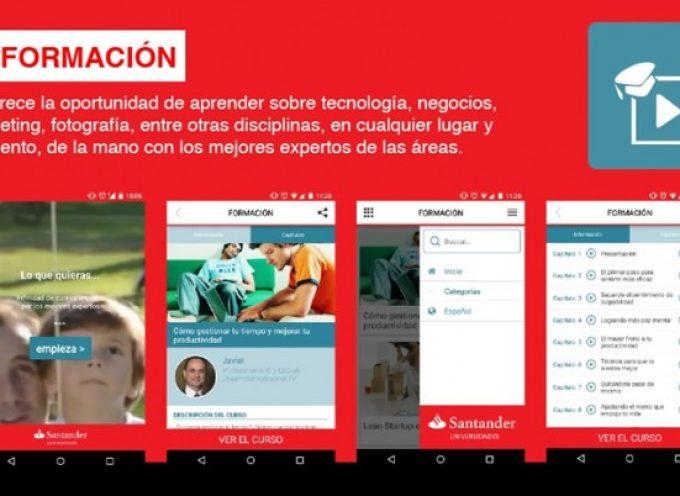 Descarga gratuita Apps Becas, Formación y Emprende para estudiantes