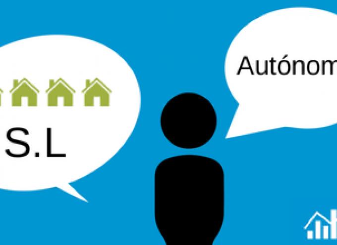 Autónomo o SL: ¿cómo decidir?
