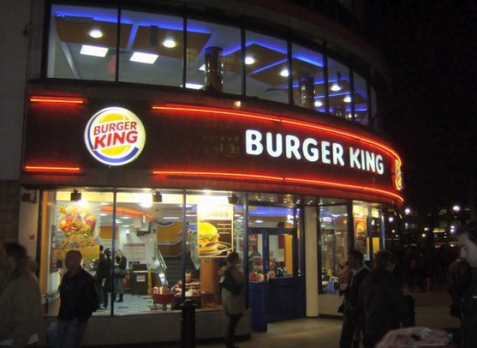 Burger King busca 20 jóvenes. Programa Leadership Development. Hasta el 15/12/2015