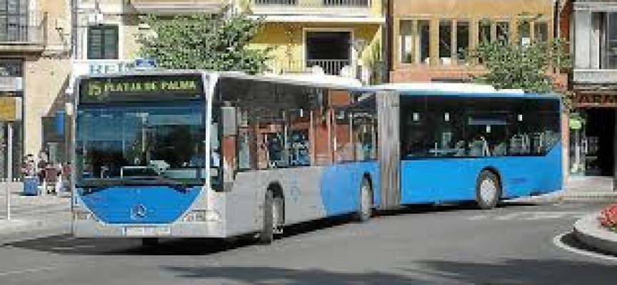 La EMT de Palma de Mallorca ofrecerá trabajo a 31 conductores de autobus a principios de 2016
