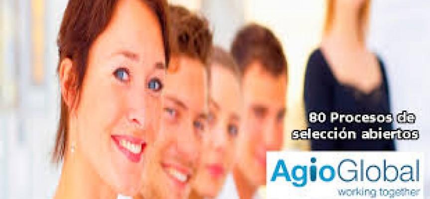 AgioGlobal dispone actualmente de unos 80 procesos de selección abiertos.