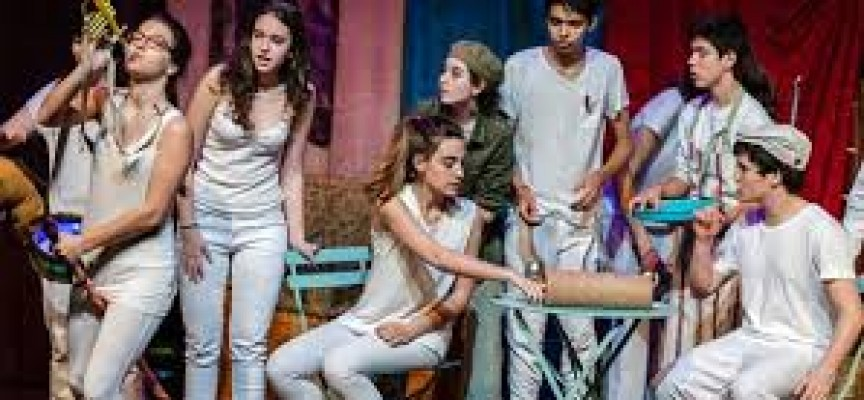 El teatro en las aulas como método pedagógico