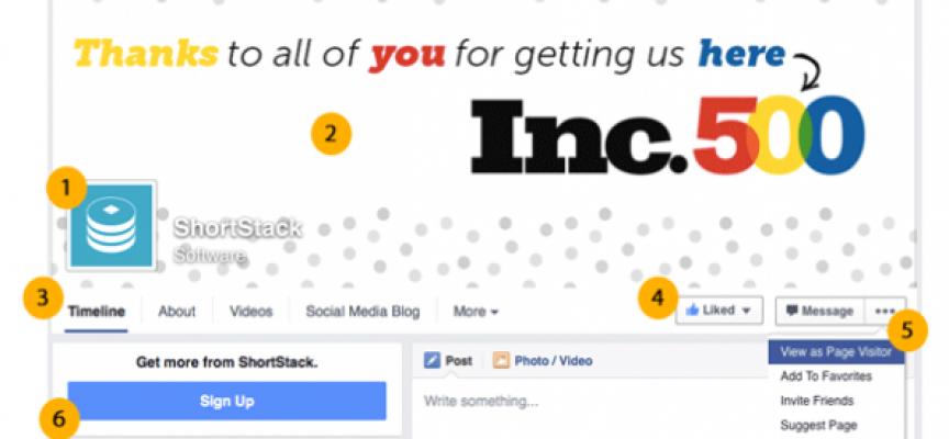 Los cambios que prepara Facebook para las páginas de empresa