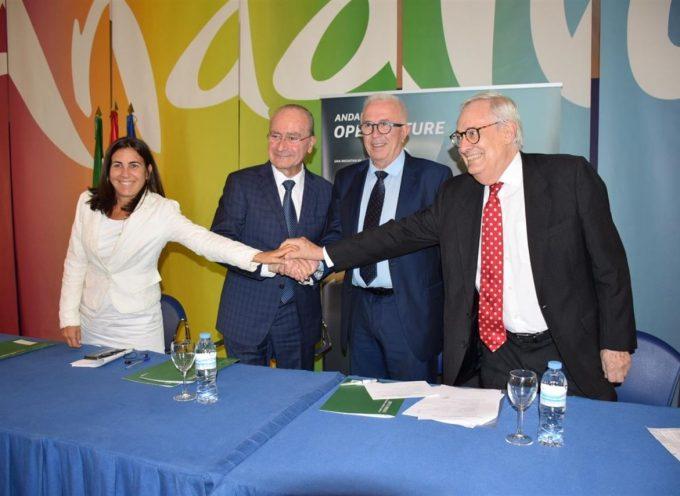 Telefónica creará en Málaga un espacio de crowdworking para quince proyectos emprendedores