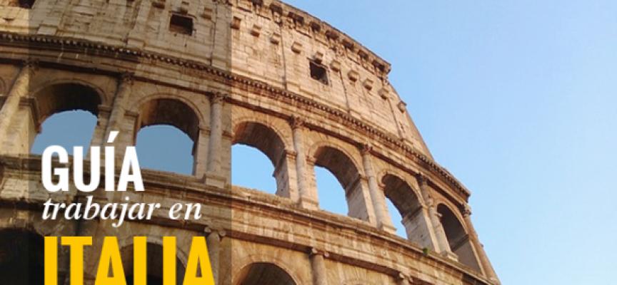 Guía para trabajar en Italia