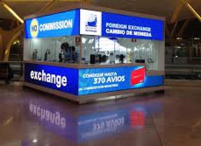 Personal para los aeropuertos de Madrid, Barcelona y Tenerife… en Global Exchange.