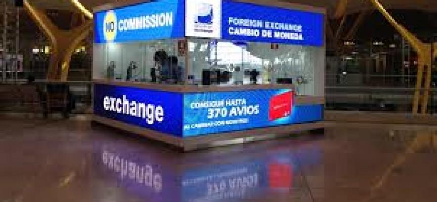 Personal para los aeropuertos de Madrid, Barcelona y Tenerife… en Global Exchange.