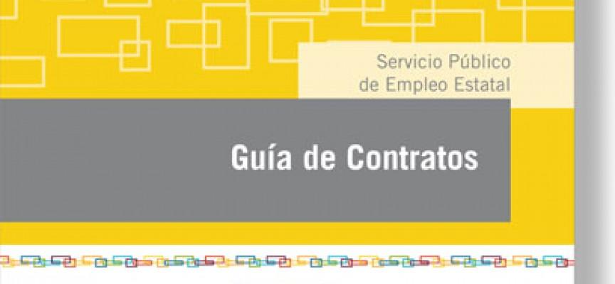GUÍA DE CONTRATOS DE TRABAJO EN ESPAÑA 2015 #EMPLEO