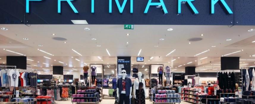 Primark abre su tienda más grande de España. 56 ofertas de trabajo activas.