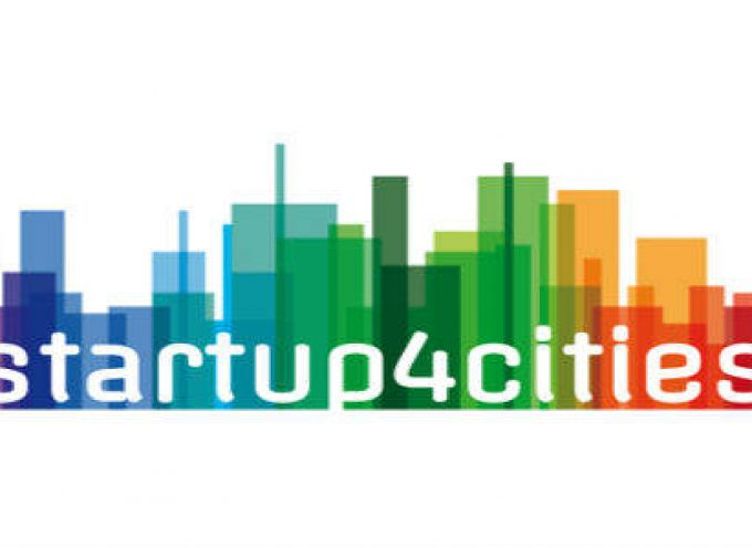 Abierta convocatoria # startup4cities 2015 para emprendedores. Hasta el 13/10/2015