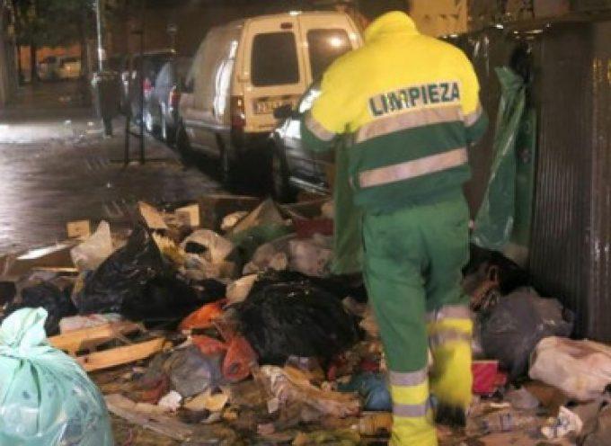Madrid incorporará 500 nuevos barrenderos. #Empleo