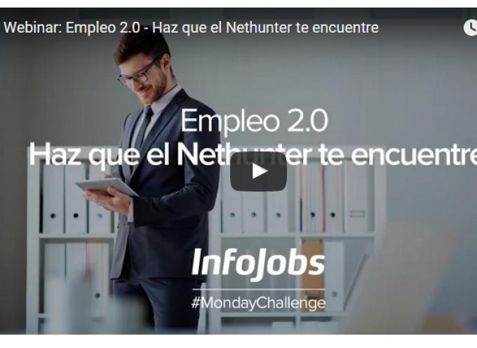Empleo 2.0 – Haz que el Nethunter te encuentre