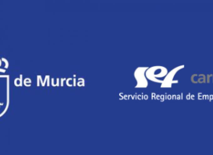 Contratación de jóvenes desempleados por entidades locales y sin ánimo de lucro. Murcia