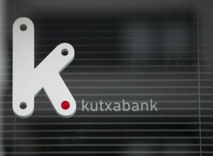 Kutxabank creará 30 puestos de trabajo a cambio de jubilaciones anticipadas