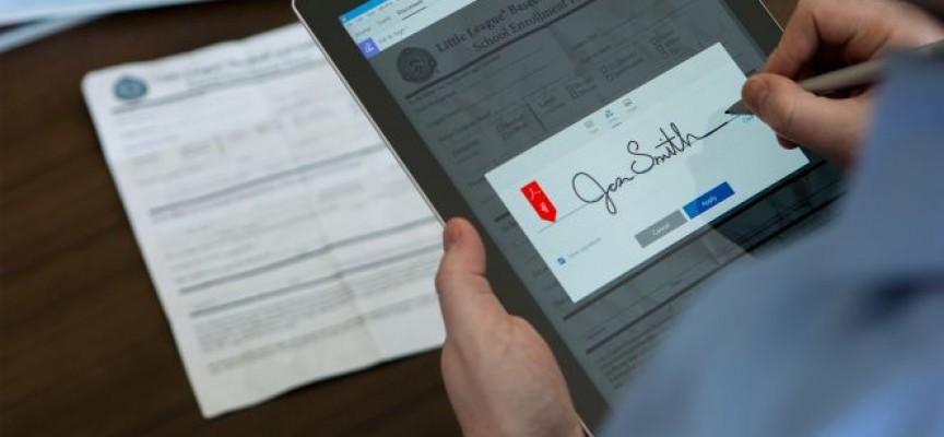Dos formas de firmar documentos por Internet y exportar en PDF