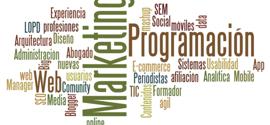 20 profesiones con mucho futuro en Internet y bien remuneradas