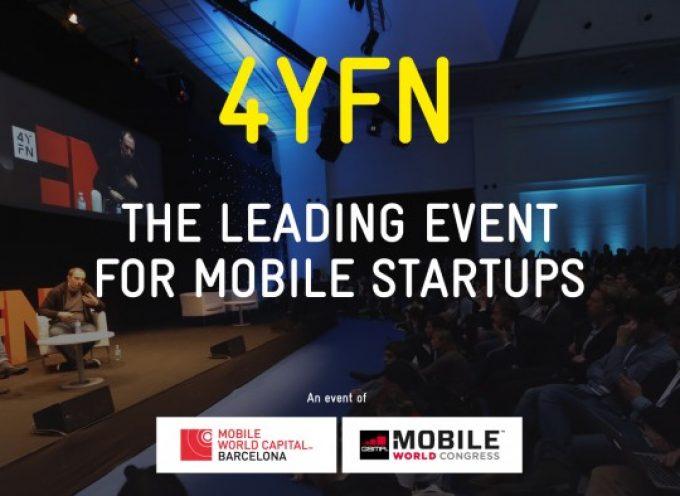 El salón para emprendedores tecnológicos 4 Years From Now se celebrará en Barcelona en febrero