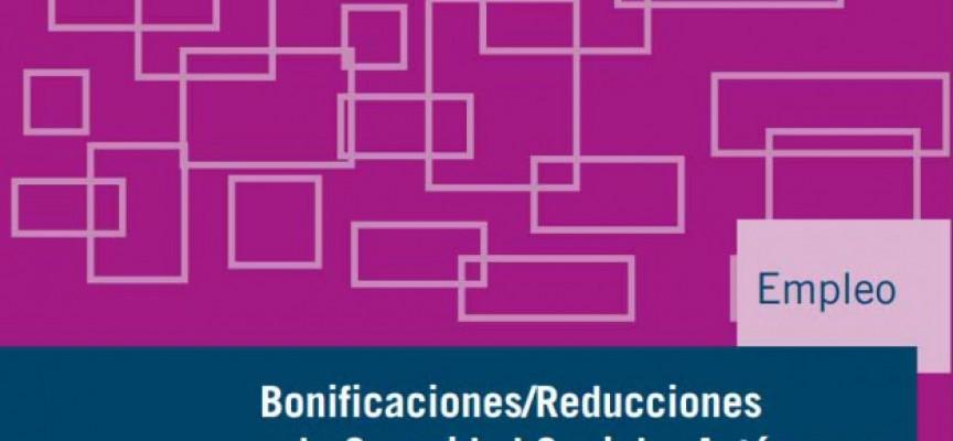Bonificaciones/reducciones a la Seguridad Social a trabajadores autónomos