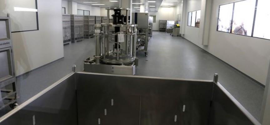 La fábrica de mAbxience creará numerosos empleos en León