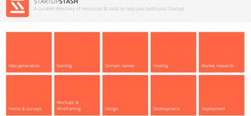 Más de 800 recursos y herramientas para emprendedores