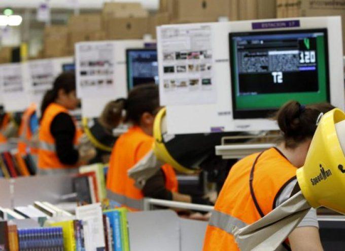 Más de 80 empleos en la primera estación logística de Amazon en Getafe