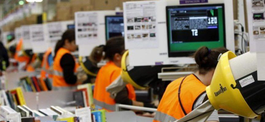 Amazon reforzará su red logística en España con más de 4.600 nuevos trabajadores