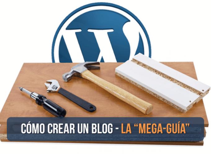 Cómo Crear un Blog – Guía paso a paso para Principiantes.