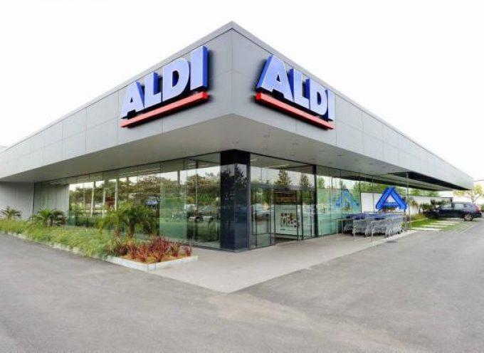Ofertas de trabajo en Aldi. Nuevas aperturas.