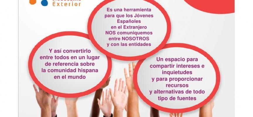 Red social de los jóvenes españoles en el exterior. #Empleo. #Becas #Empresas